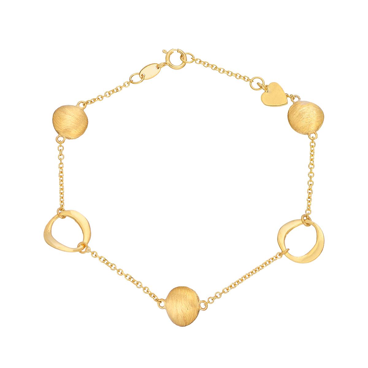 χρυσο βραχιολι πετρος τασουλης κοσμηματα