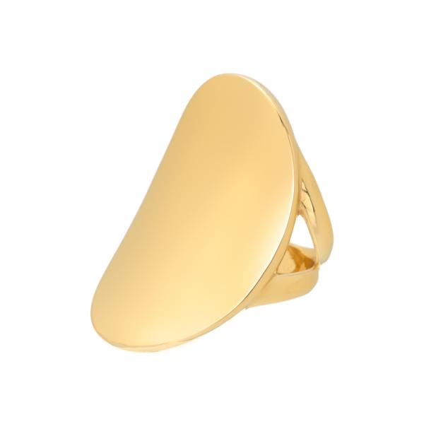 χρυσο δαχτυλιδι με ογκο, λαμπερο