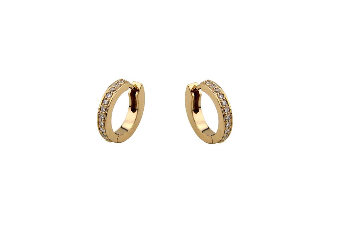 χρυσοί κρίκοι, σκουλαρίκια κρίκοι