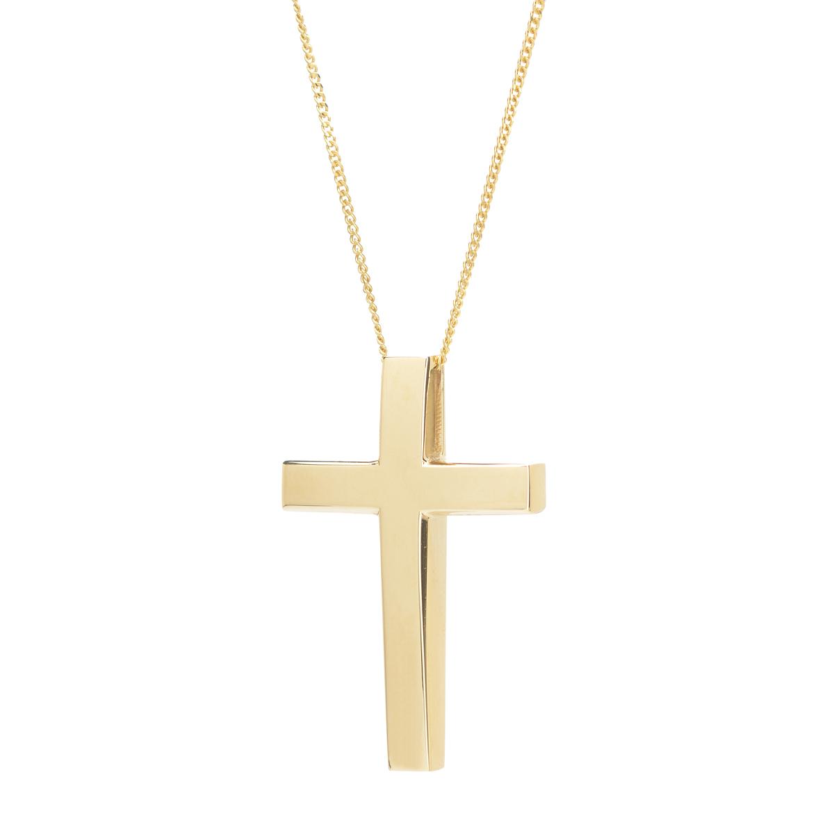 σταυρος για αντρα και γυναικα, βαπτιστικος